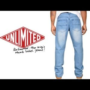 👖UNLIMITED RELAXED FIT JEANS 👖